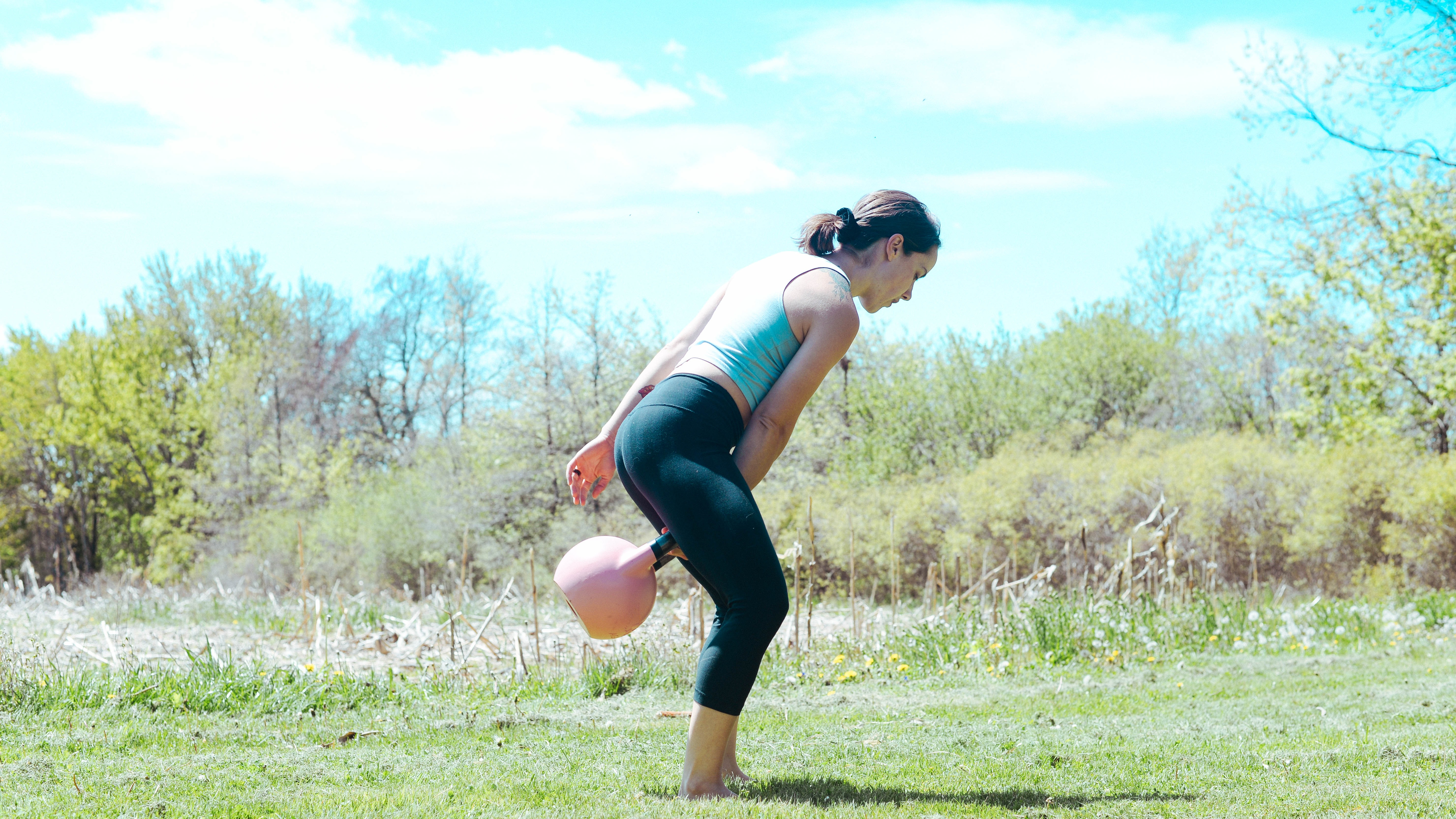 Learning Fitness training with Loren B   Amphy