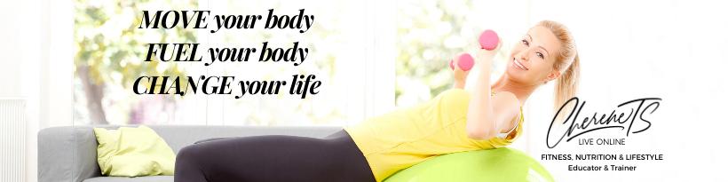 Cherene T | Your Fitness training Teacher | Amphy
